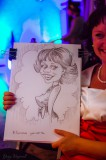 Caricaturist, cartoonist for the holiday
